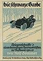 1916 Heinz Keune Titelbild für Rolf Sommer, Die schwarze Garde.jpg