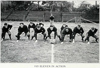 1921 Vanderbilt Commodores football team - Image: 1921Vandy