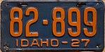 1927 Idaho license plate.jpg