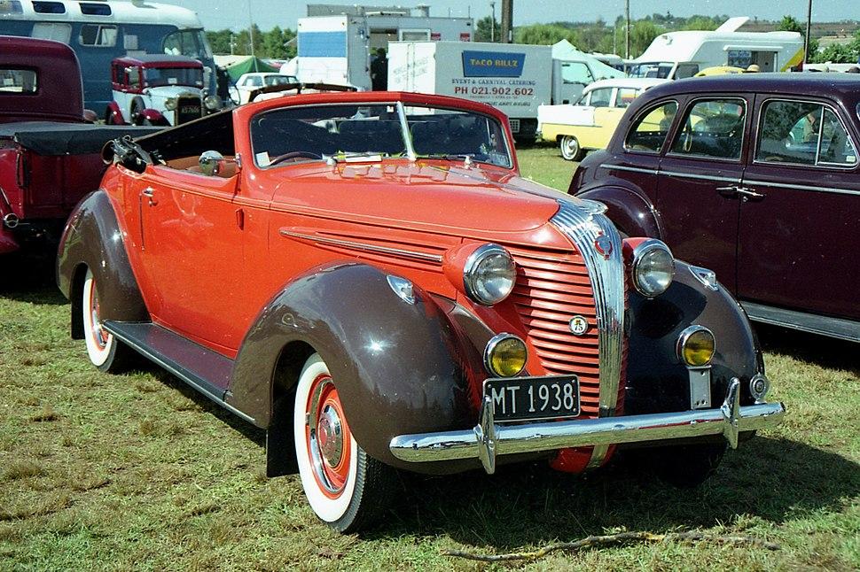 1938 Hudson Terraplane Convertible (35240195854)