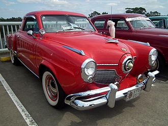1951 Starlight coupe 1951 Studebaker Champion Starlight coupe (12404302195).jpg