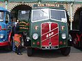 1952 ERF dropside lorry (NLB 541), 2009 HCVS London to Brighton run.jpg