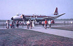 1960 - Capital Airlines Vickers Viscount at ABE Airport.jpg