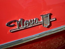 Image illustrative de l'article Chevrolet Nova