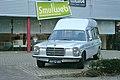 1971 Mercedes-Benz 230 Binz Ambulance (12849241645).jpg