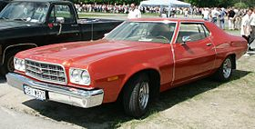 Image illustrative de l'article Ford Torino