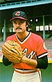 1975 Cleveland Indians Postcards Roric Harrison.jpg