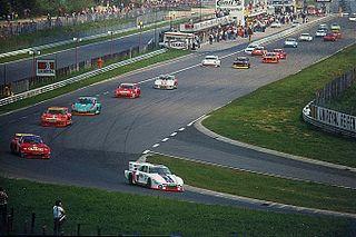 Liechtensteiner racecar driver