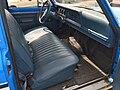 1978 Jeep J-10 pickup truck, 131-inch wb, 6200 lbs GVW, 258 CID six automatic blue-white 09.jpg
