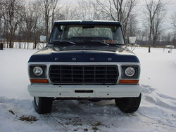 Ford Bronco (1978–1979)