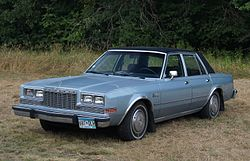 Plymouth Gran Fury (1986)