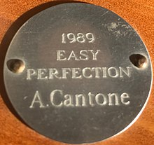1989 Easy Perfection