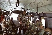 innovative design 584fd 3d9a4 1st Force Reconnaissance Company en route for a patrol, 1968