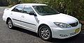2003-2004 Toyota Camry (MCV36R) Altise Sport sedan 01.jpg