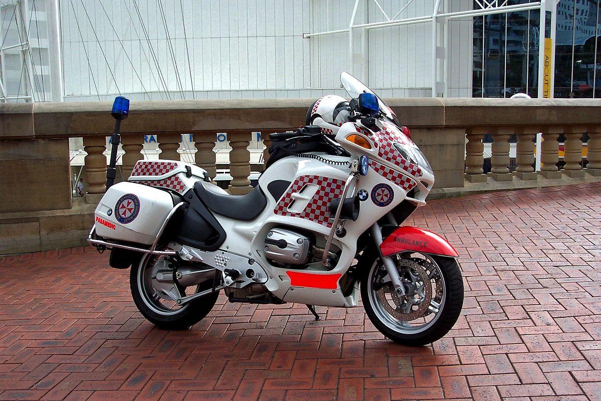 File 2004 Bmw R1150rt Ambulance Motorcycle 5349803617 Jpg Wikimedia Commons