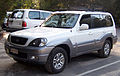 2005 Hyundai Terracan (HP) wagon (2007-09-28) 01.jpg
