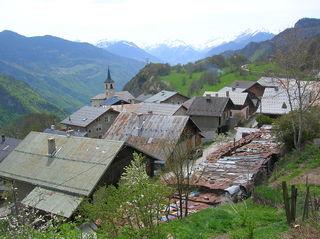 Montgirod Part of Aime-la-Plagne in Auvergne-Rhône-Alpes, France