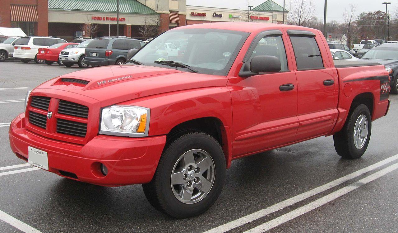 All Types dakota rt : File:2006 Dodge Dakota RT.jpg - Wikimedia Commons