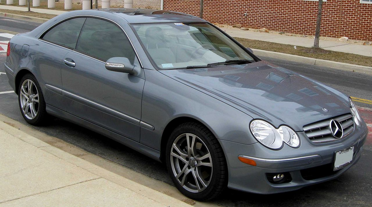 Mercedes Clk Used Cars