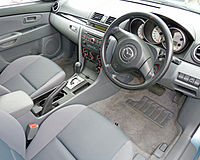 Interior Facelift
