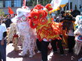 2008 Olympic Torch Relay in SF - Lion dance 06.JPG