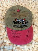 20091225 Red Tail Project autographed hat.JPG