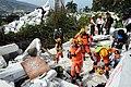 2010년 중앙119구조단 아이티 지진 국제출동100119 몬타나호텔 수색활동 (447).jpg