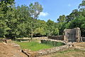 2011 Butrint 18 Triconch Palace.jpg
