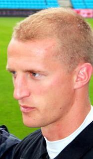 Brede Hangeland Norwegian former professional footballer