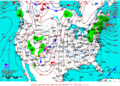 2013-02-09 Surface Weather Map NOAA.png