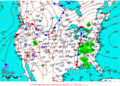 2013-07-04 Surface Weather Map NOAA.png