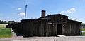 2013 KL Majdanek Baths and Gas Chamber - 01.jpg