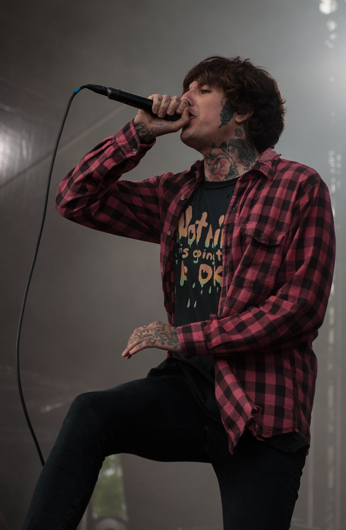 Oliver Sykes – Wikip...