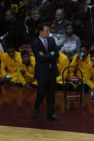 Richard Pitino - Pitino in 2013