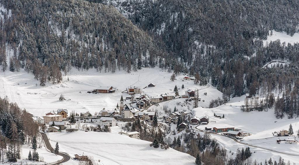Vulpera Switzerland  city photos : ... 02 25 14 02 10 1639.0 Switzerland Kanton Graubünden Vulpera Fetan