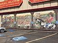 "2015-03-16 13 19 45 ""Welcome To Elko"" mural on the Commercial Casino in Elko, Nevada.JPG"