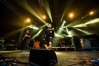 Stick to Your Guns (band) - Stick to Your Guns performing at Impericon Festival 2015