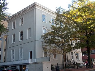 White House of the Confederacy United States historic place
