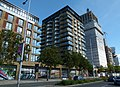 2015 London-Woolwich, Cannon Square construction site 10.jpg