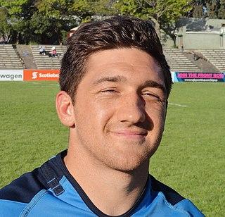 Agustín Ormaechea Rugby player
