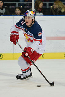 Brian Connelly American ice hockey player