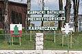 2016 22 Batalion Piechoty Górskiej, tablica.JPG