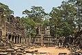 2016 Angkor, Angkor Thom, Bajon (25).jpg