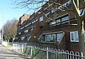 2016 Woolwich, Woolwich Common, apartments 1.jpg