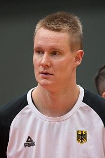 German basketball player