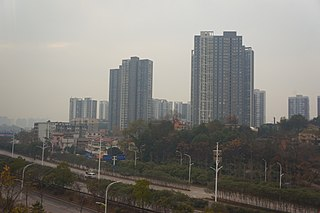 Shifeng District District in Hunan, Peoples Republic of China