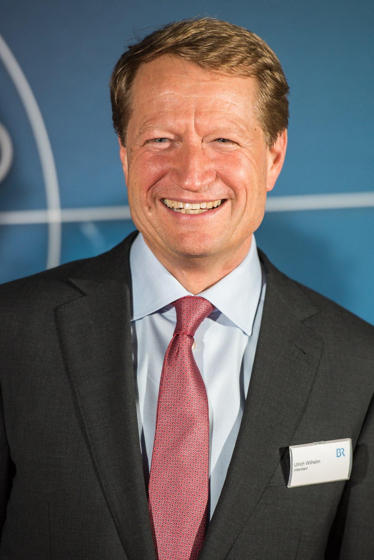 Ulrich Wilhelm – Wikipedia