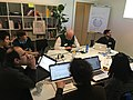 2018-02-03 Wikidata Workshop Vienna WMAT-02.jpg