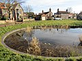 2018-03-29 Pond on the Lower common, East Runton.JPG