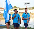 2018-08-07 World Rowing Junior Championships (Opening Ceremony) by Sandro Halank–033.jpg
